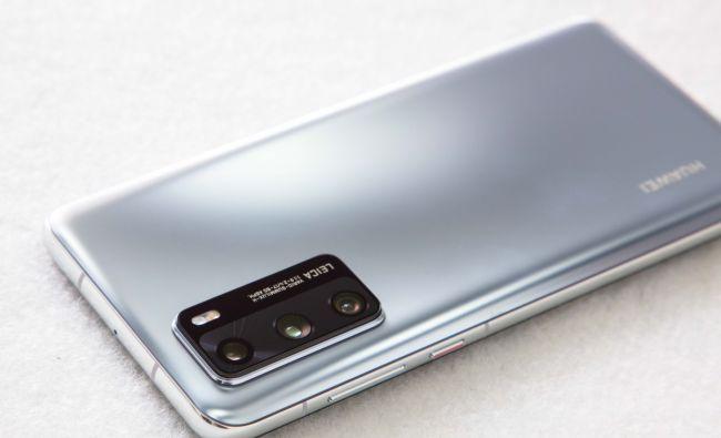 Huawei's latest flagship model, the Huawei P40