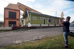 Storm wreaks havoc in some parts of Perak