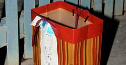 Body of newborn baby girl found inside paper bag