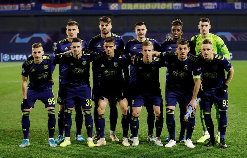 Football Dinamo Resume Training As Croatia Eases Lockdown The Star