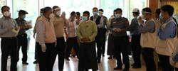 Myanmar's Shan Chief Minister and other top regional officers placed under quarantine