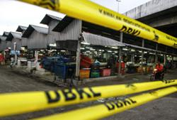 KL Wholesale Market: Health Ministry carrying out detection, contact tracing