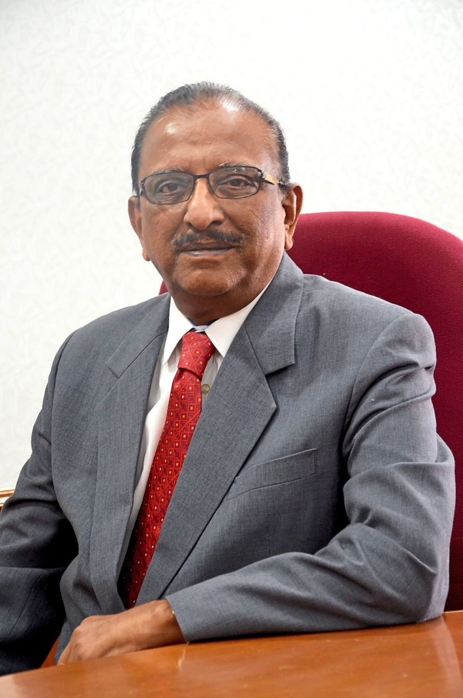 Dr N. Ganabaskaran