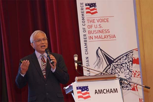 American Malaysian Chamber of Commerce (Amcham) – Malaysian American Electronics Industry committee chairman Datuk Seri Wong Siew Hai(file pic) said the government should also allow the operations of those involved in the service segment of the E&E industry and construction projects of E&E manufacturing facilities to commence.
