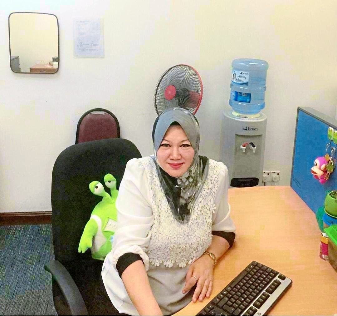 Before the MCO, Adibah says her work life was very hectic and she never had any time to cook at all.— ADIBAH ISHAK