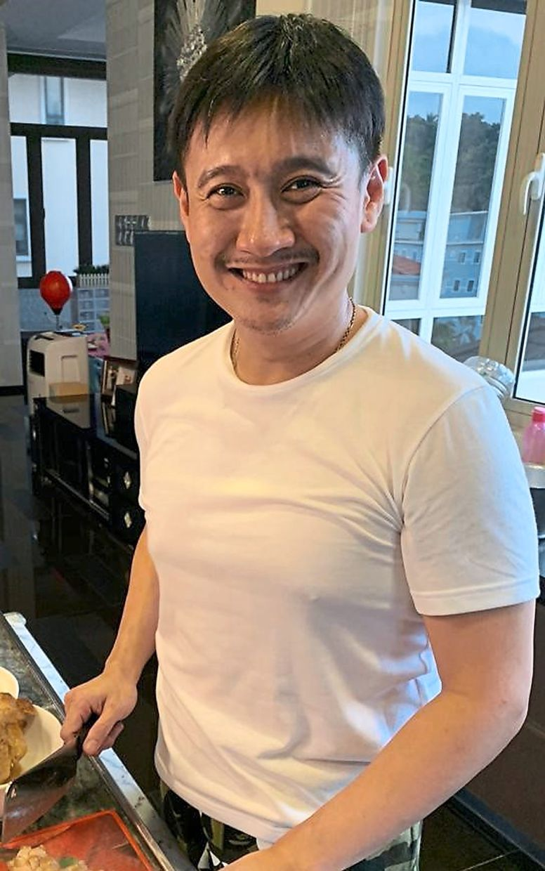 Ng takes great pleasure in cooking for his family every day and tries to incorporate a lot of variety in the daily meals. — RAYMOND NG