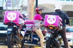 Foodpanda to screen health of riders, says Wee