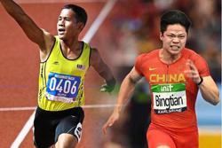 Region's sprinters fast losing ground