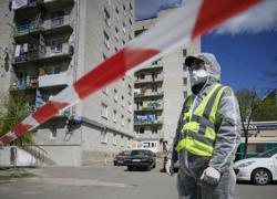 Ukraine reaches 10,000 coronavirus cases as public chafes against lockdown