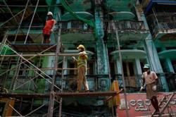 Myanmar to provide social security benefits for workers amid Covid-19 shutdown