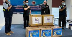 MCA Crisis Relief Squad to hand over 50,000 face masks to state Health Departments nationwide
