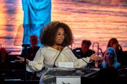 Oprah, Julia Roberts lead 'Call to Unite' 24-hour global livestream