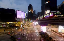 Kuala Lumpur, like never before, in pictures