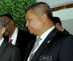 Saripuddin is new Mavcom executive chairman