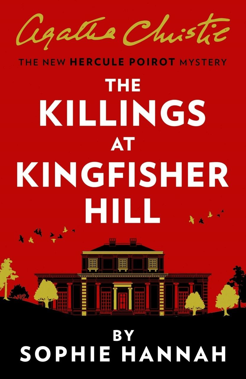 A new Hercule Poirot mystery is coming your way in August with 'The Killings At Kingfisher Hill'.