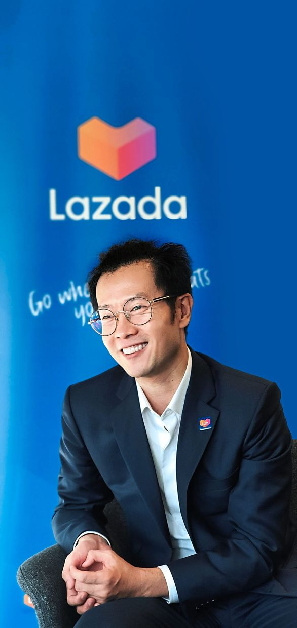 Chow claims Lazada was able to get the Cameron Highlands farmers on board its platform in less than 48 hours. — Lazada