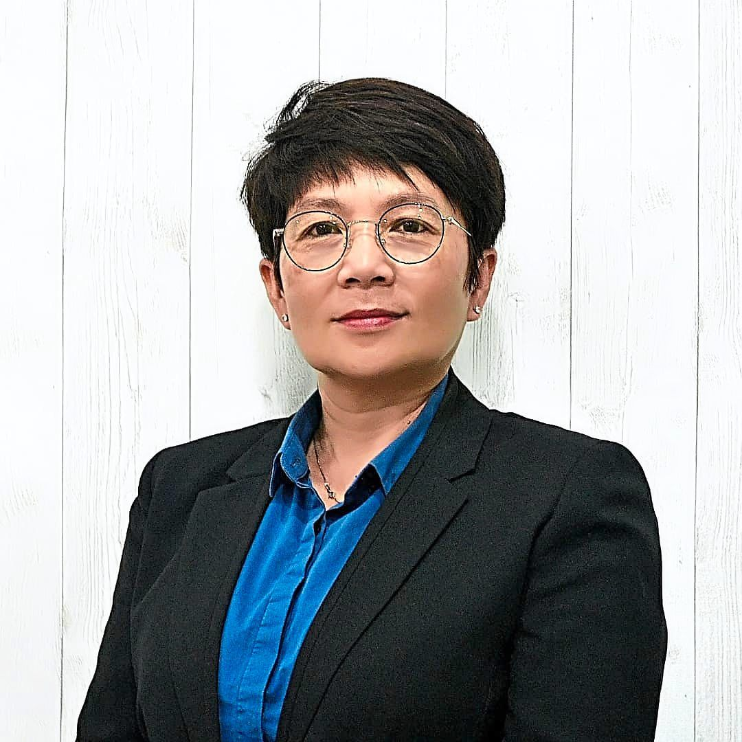 Using tech: Chue said e-learning plans were part of her college's digital transformation plans for 2020.