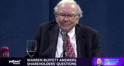 Warren Buffett says the coronavirus cannot stop America, or Berkshire Hathaway