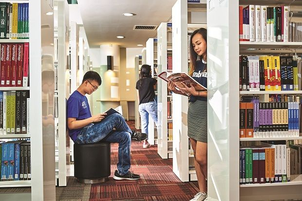 As a Heriot-Watt student, you will have access to  wealth of resources, including a well-equipped library.