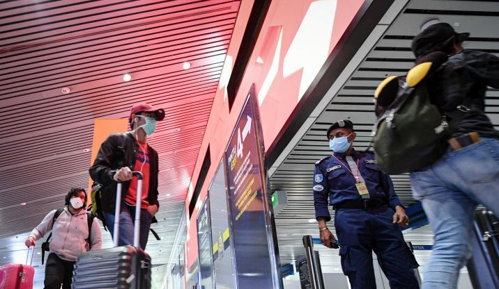 Meeters And Greeters Not Allowed At Terminals Says Malaysia