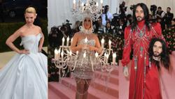 The 10 wildest Met Gala looks ever (including Katy Perry as a chandelier)