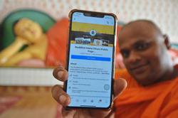 Celebrating Wesak Day online