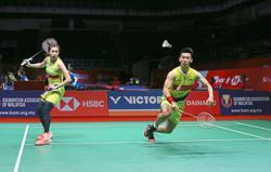 Mixed doubles specialist Peng Soon has good news galore