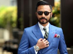 Fashion icon Wak Doyok charged with using Johor Ruler's emblem without permission