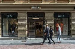 Hugo Boss expects virus hit to worsen before recovery
