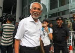 May 15 court date for Shahrir's RM1mil tax case