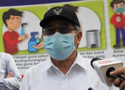 Govt projects to resume work in S'wak's green zones
