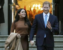 Harry and Meghan's son Archie celebrates first birthday