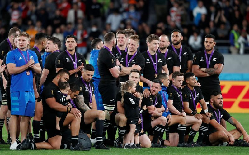 Rugby New Zealand Could Restart Professional Sport Within Days Minister The Star