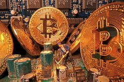 Bitcoin stages comeback