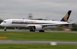 Singapore Airlines soars most since 1987