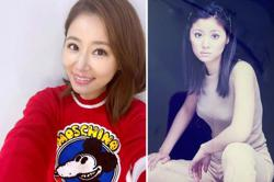 Taiwanese actress Ruby Lin takes fans down memory lane with old photos