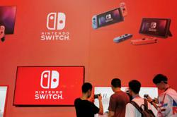 Nintendo smashes Switch sales view; says 'Animal Crossing' is device's fastest-selling game