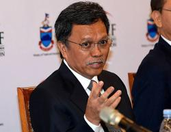 Dewan Rakyat Speaker rejects Shafie's proposed motion of confidence for Dr M