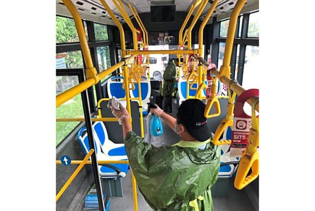 Selangor's free bus service resumes operations along selected routes