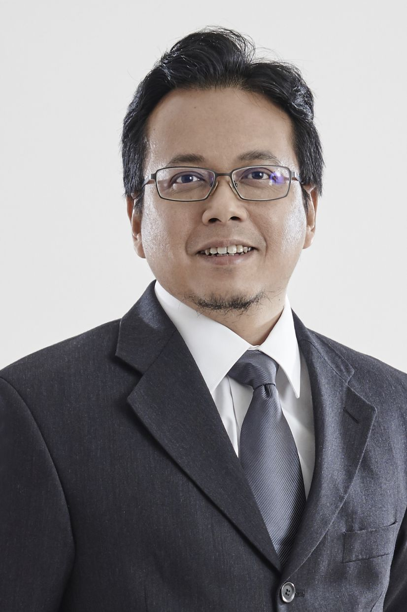 Dr Salehuddin Samsudin is a consultant paediatrician and neonatologist at ParkCity Medical Centre. Photo: Ramsay Sime Darby Health Care