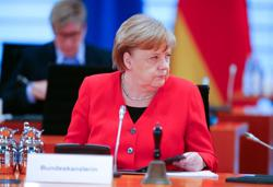 Merkel and Pope Francis want to help poor countries face pandemic