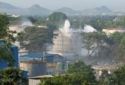 Evacuation area around India LG Chem plant widened after deadly gas leak