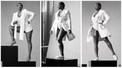 Serena Williams struts off the court into new deal with luxury footwear brand