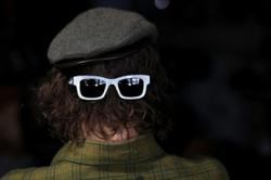 As the use of facial recognition rises, so do privacy concerns. These glasses are designed to block the technology.
