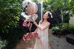 Is 'Winter Sonata' actress Choi Ji-woo expecting a baby girl?