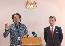 Khairy allays privacy concerns over contact tracing app