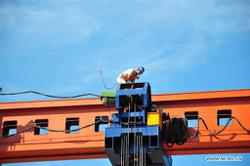 Resisting risks from Covid-19, China-Laos railway keeps extending north