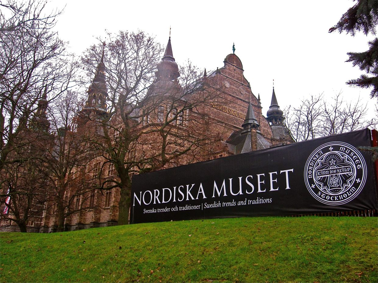 In Sweden, the Nordiska museet in Stockholm is currently collecting children's reflections of how their daily lives have changed and how they see the future. Photo: Filepic