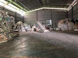 Illegal plastic recycling factory sealed by authorities
