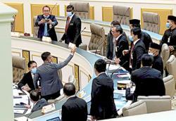 New Melaka Speaker elected